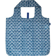 Rockflowerpaper Surf Blue Reusable Blu Bag