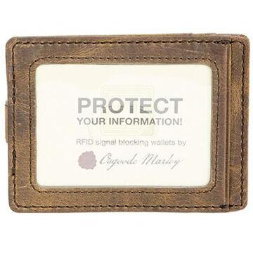Osgoode Marley Mens RFID Front Pocket Money Clip