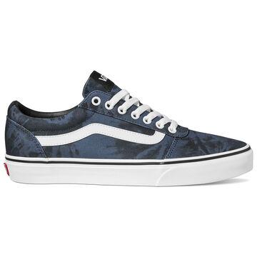 Vans Mens Ward Tie Dye Canvas Sneaker