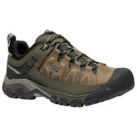 Keen Men's Targhee III Low Waterproof Hiking Shoe