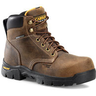 "Carolina Shoe Women's 6"" Circuit Waterproof Composite Toe Work Boot"