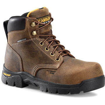 Carolina Shoe Womens 6 Circuit Waterproof Composite Toe Work Boot
