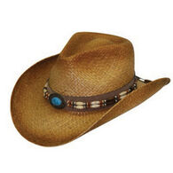 Outback Trading Men's Socorro Straw Hat