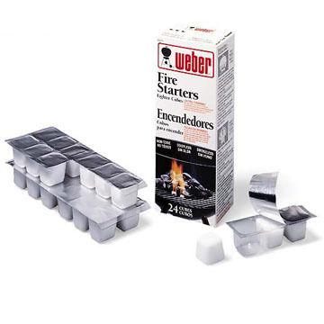 Weber Lighter Cube - 24 Pk.