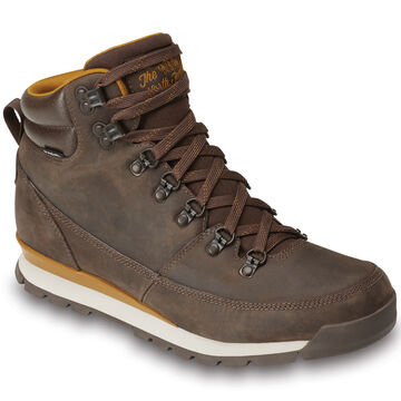 The North Face Mens Back-to-Berkeley Redux Leather Winter Hiking Boot