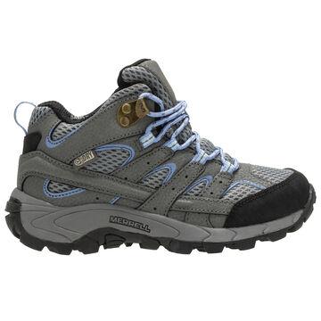 Merrell Girls Moab 2 Mid Waterproof Hiking Boot
