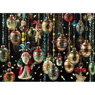 Outset Media Jigsaw Puzzle - Christmas Ornaments