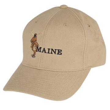 W.S. Emerson Men's Cartoon Moose Hat