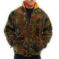 Trail Crest Men's Camo Thurmond Reversible Jacket
