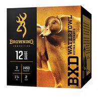 "Browning BXD Waterfowl Extra Distance 12 GA 3"" 1-1/4 oz. #2 Shotshell Ammo (25)"