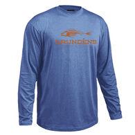 Grundens Men's Deck Hand Long-Sleeve T-Shirt