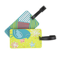 Travelon Retro Birds Luggage Tag - 2 Pk.