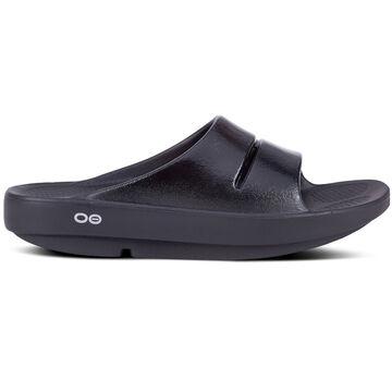 Oofos Womens OOahh Luxe Slide Sandal