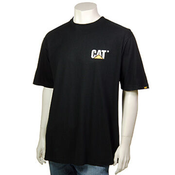 CAT Apparel Mens Trademark Short-Sleeve T-Shirt