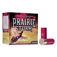 "Federal Premium Prairie Storm FS Lead 12 GA 2-3/4"" 1-1/4 oz. #6 Shotshell Ammo (25)"