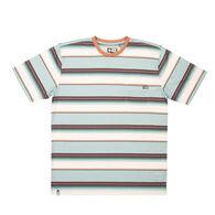 Salty Crew Men's Horizons Tech UV Knit Short-Sleeve Shirt