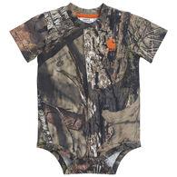 Carhartt Infant Boy's Camo Short-Sleeve Bodyshirt