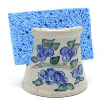Great Bay Pottery Sponge Holders