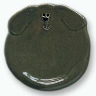 August Ceramics Mini Dog Dish