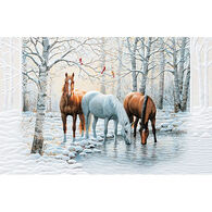 Pumpernickel Press Frosty Sunshine Deluxe Boxed Greeting Cards