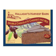 Halladay's Harvest Barn Double Chocolate Cheesecake Mix