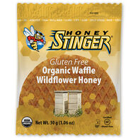 Honey Stinger Gluten Free Organic Wildflower Honey Waffle