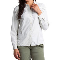 ExOfficio Women's BugsAway Viento Long-Sleeve Shirt