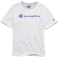 Champion Men's Reversible Mesh Short-Sleeve T-Shirt