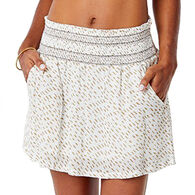 Carve Designs Women's Rose Skirt
