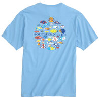 Southern Tide Men's School Of Fish Short-Sleeve T-Shirt