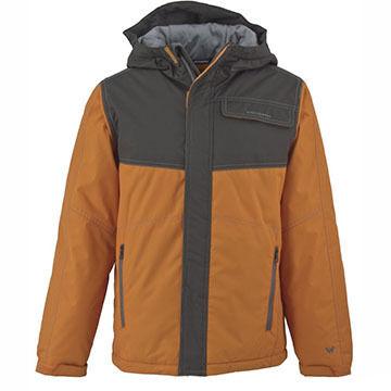 White Sierra Boys' Casper Insulated Jacket
