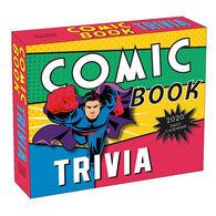 Sellers Publishing Comic Book Trivia 2020 Daily Calendar