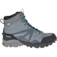 Merrell Women's Capra Glacial Ice+ Mid Waterproof Hiking Boot