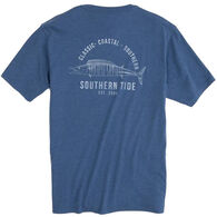 Southern Tide Men's Coastal Fish Series Wahoo Short-Sleeve T-Shirt