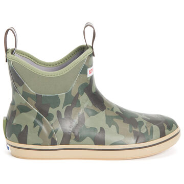 Xtratuf Mens 6 Camo Ankle Deck Boot