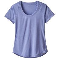 Patagonia Women's Capilene Cool Trail Short-Sleeve Shirt