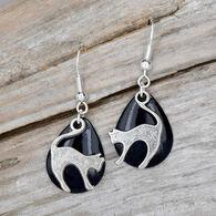 Eye Catching Jewelry Women's Cat Earring