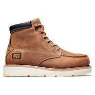 "Timberland PRO Men's 6"" Gridworks Waterproof Soft-Toe Work Boot"