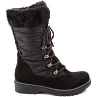Baretraps Women's Satin Waterproof Boot