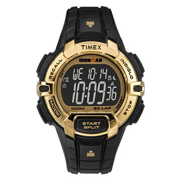 Timex Ironman Rugged 30 Metallic Full-Size Watch