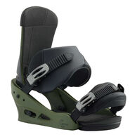 Burton Men's Custom Snowboard Binding - 18/19 Model