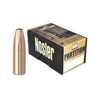 """Nosler Partition 416 Cal. 400 Grain .416"""" Spitzer Point Rifle Bullet (50)"""