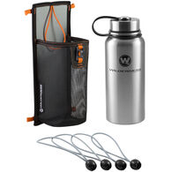Wilderness Systems Mesh Storage Sleeve & Water Bottle Kit