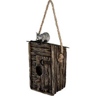 Rivers Edge Outhouse Birdhouse