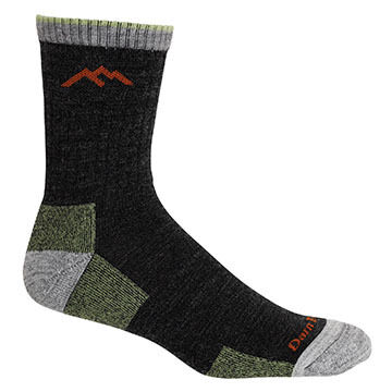 Darn Tough Vermont Mens Cushioned Micro Crew Sock