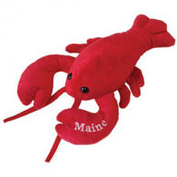 Mary Meyer Small Lobbie Lobster Stuffed Animal