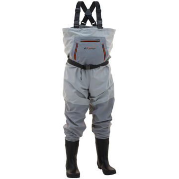 Frogg Toggs Mens Hellbender Cleated Bootfoot Chest Wader