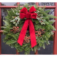 "Winnipesaukee Wreath 22"" Winnipesaukee Wreath"
