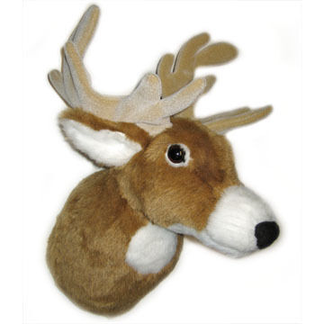 Fairgame Wildlife Buckley White-Tailed Deer Shoulder Mount Trophy