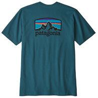 Patagonia Men's Fitz Roy Horizons Responsibili-Tee Short-Sleeve T-Shirt